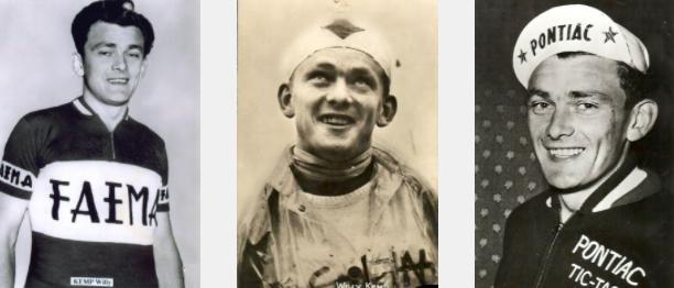 Willy Kemp wordt95…