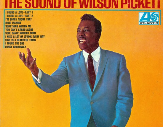 Wilson Pickett (1941-2006)