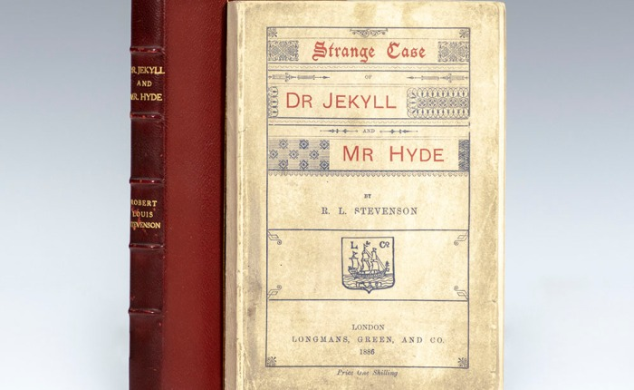 "135 jaar geleden: publicatie van ""The Strange Case of Dr Jekyll and Mr Hyde"""