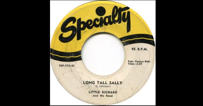 """65 jaar geleden: Little Richard neemt """"Long Tall Sally""""op"""