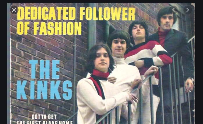 """55 jaar geleden: """"Dedicated follower of fashion"""" (TheKinks)"""