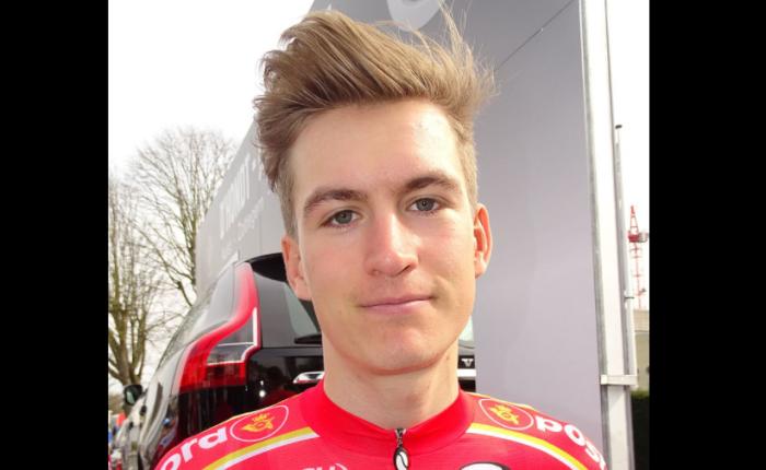 Mikkel Honoré wint de slotrit van de Coppi &Bartali