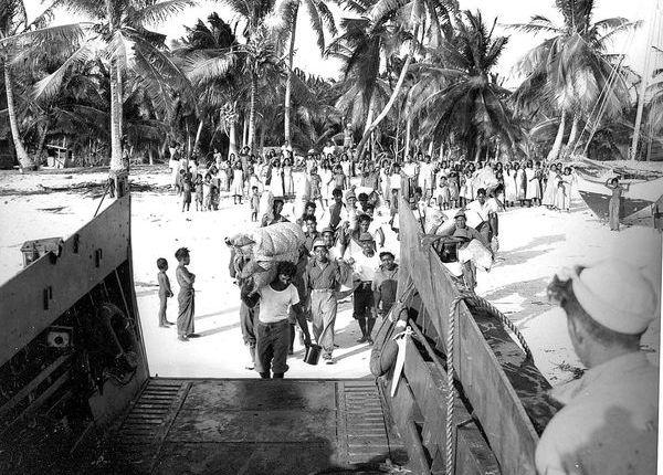 75 jaar geleden: ontruiming vanBikini