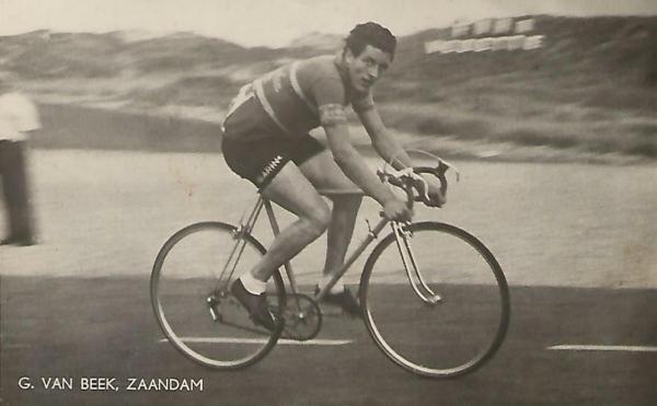 Gerard Van Beek(1923-1951)
