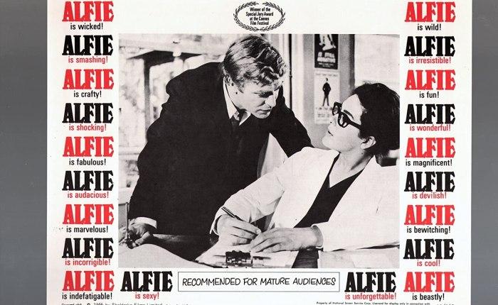 """55 jaar geleden: première van """"Alfie"""""""