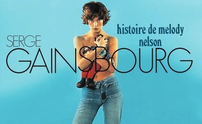 "Vijftig jaar geleden: ""Melody Nelson"" van SergeGainsbourg"
