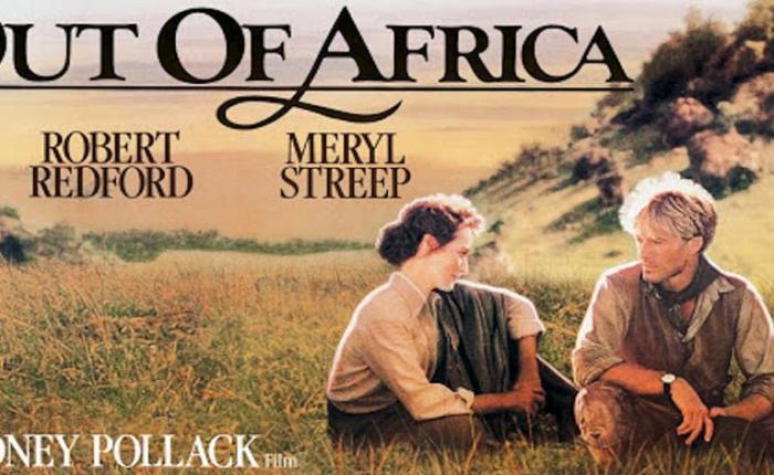 """35 jaar geleden: """"Out of Africa"""" grote winnaar bij deOscars"""