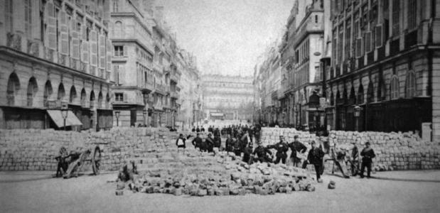 150 jaar Commune vanParijs