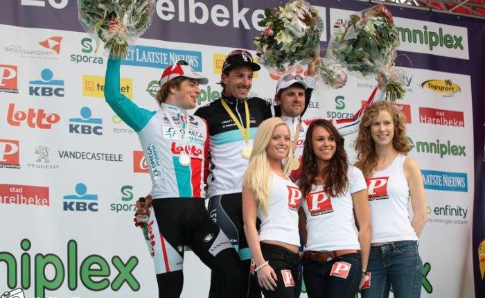 Tien jaar geleden: Fabian Cancellara wint deE3-prijs