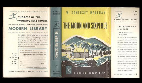 """Honderd jaar geleden: """"The Moon andSixpence"""""""
