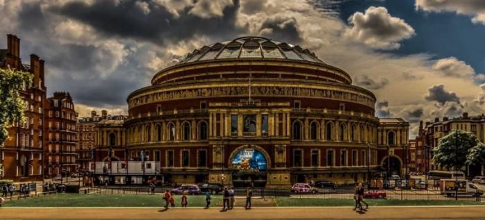 150 jaar geleden: de Royal Albert Hall inLonden