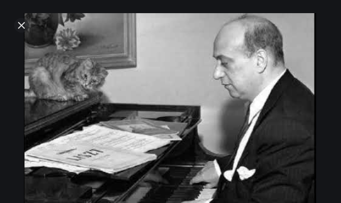 Simon Barere (1896-1951)