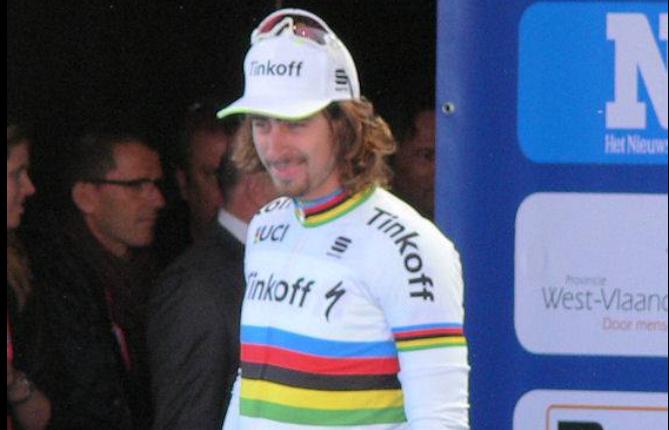 Vijf jaar geleden: Peter Sagan wint de Ronde vanVlaanderen