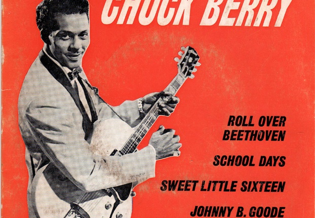 """65 jaar geleden: Chuck Berry neemt """"Roll over Beethoven"""" op"""