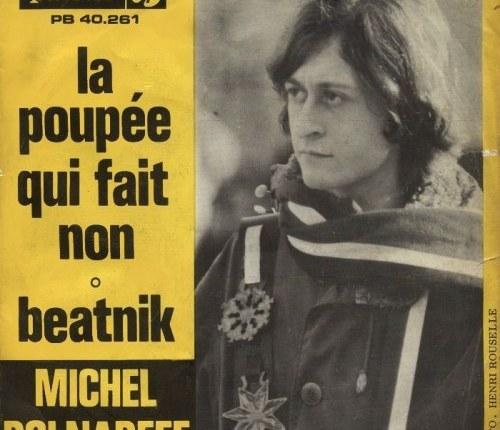 """55 jaar geleden: """"La poupée qui fait non"""" (MichelPolnareff)"""