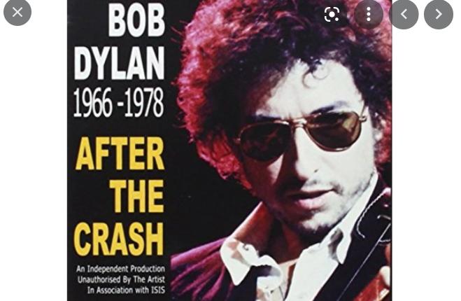 55 jaar geleden: motorongeval van BobDylan