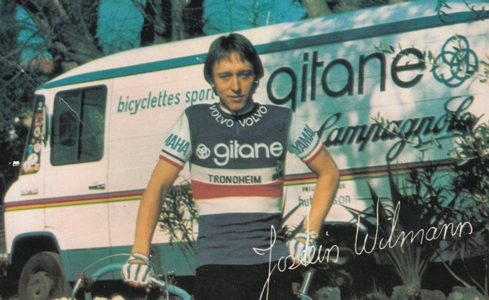 Veertig jaar geleden: Jostein Wilmann vast in delift