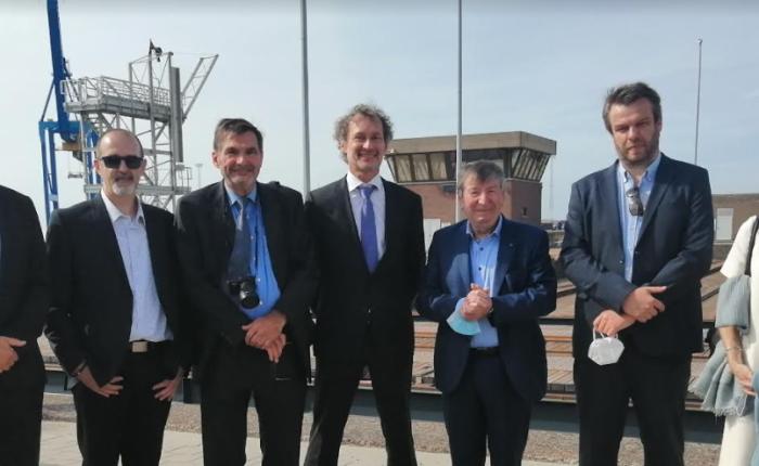 Luc De Ryck vertelt (8): Belgicakrijgt tweede leven als Oekraïensonderzoeksschip