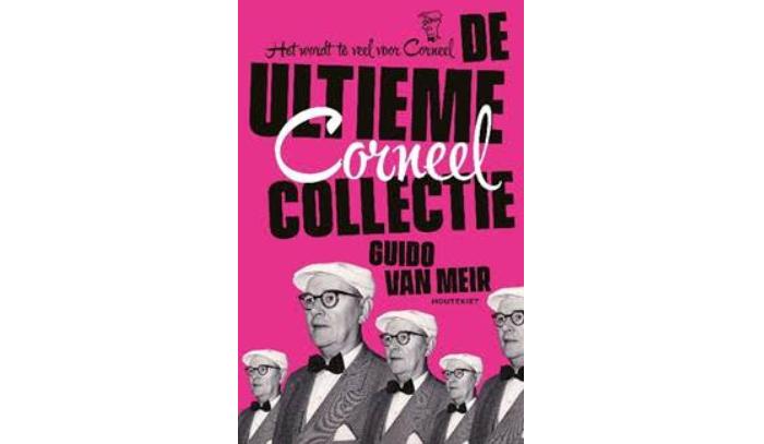 """Boekpresentatie """"De Ultieme Corneel Collectie"""" van Guido VanMeir"""
