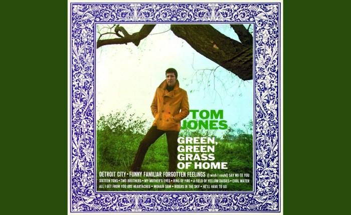 """Plaatjes draaien (5): """"Green green grass ofhome"""""""