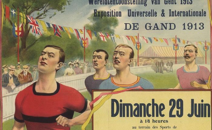 130 jaar geleden: oprichting van de Association Athlétique laGantoise