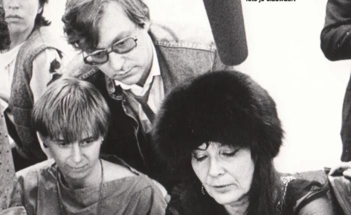 """35 jaar geleden: naar het """"hoerencongres""""…"""